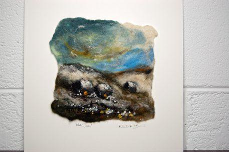 Winter Barns - A Michelle McKee Original